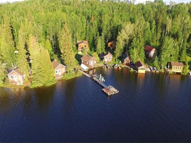 Oba Lake Fishing Lodge Ontario Lodges